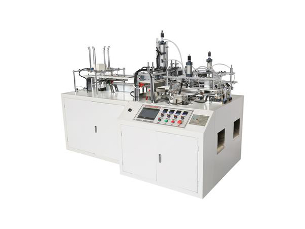 BC-HEPB Automatic Heat Sealing Paper Box Molding Machine