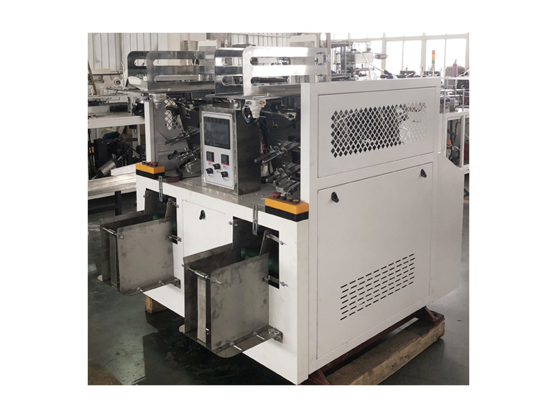 BC-700 Automatic Paper Lunch Box Molding Machine